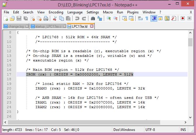 Setting Up ARM GCC For ExploreM3 LPC1768 - Tutorials