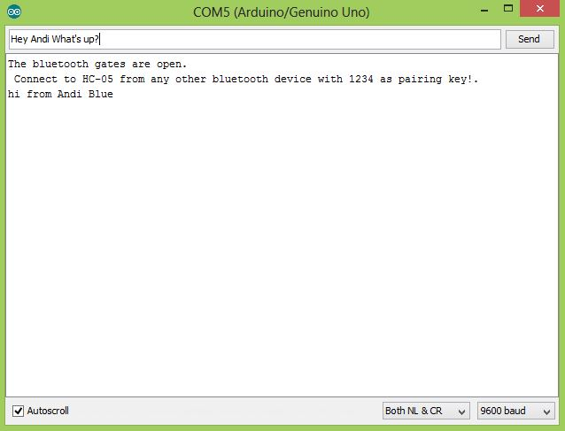 Setting up Bluetooth HC-05 with Arduino - Tutorials