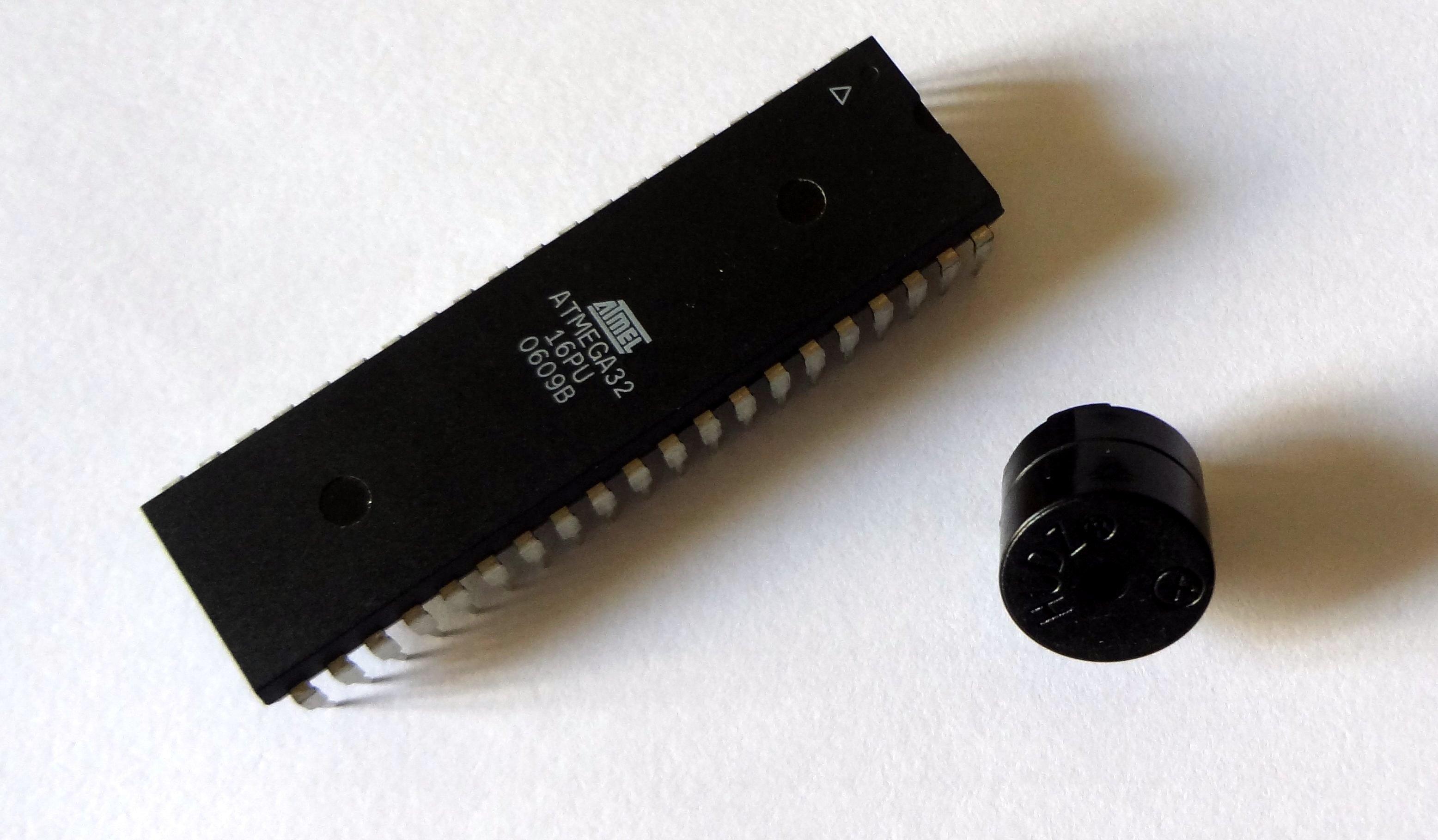 Buzzer with AVR - Tutorials