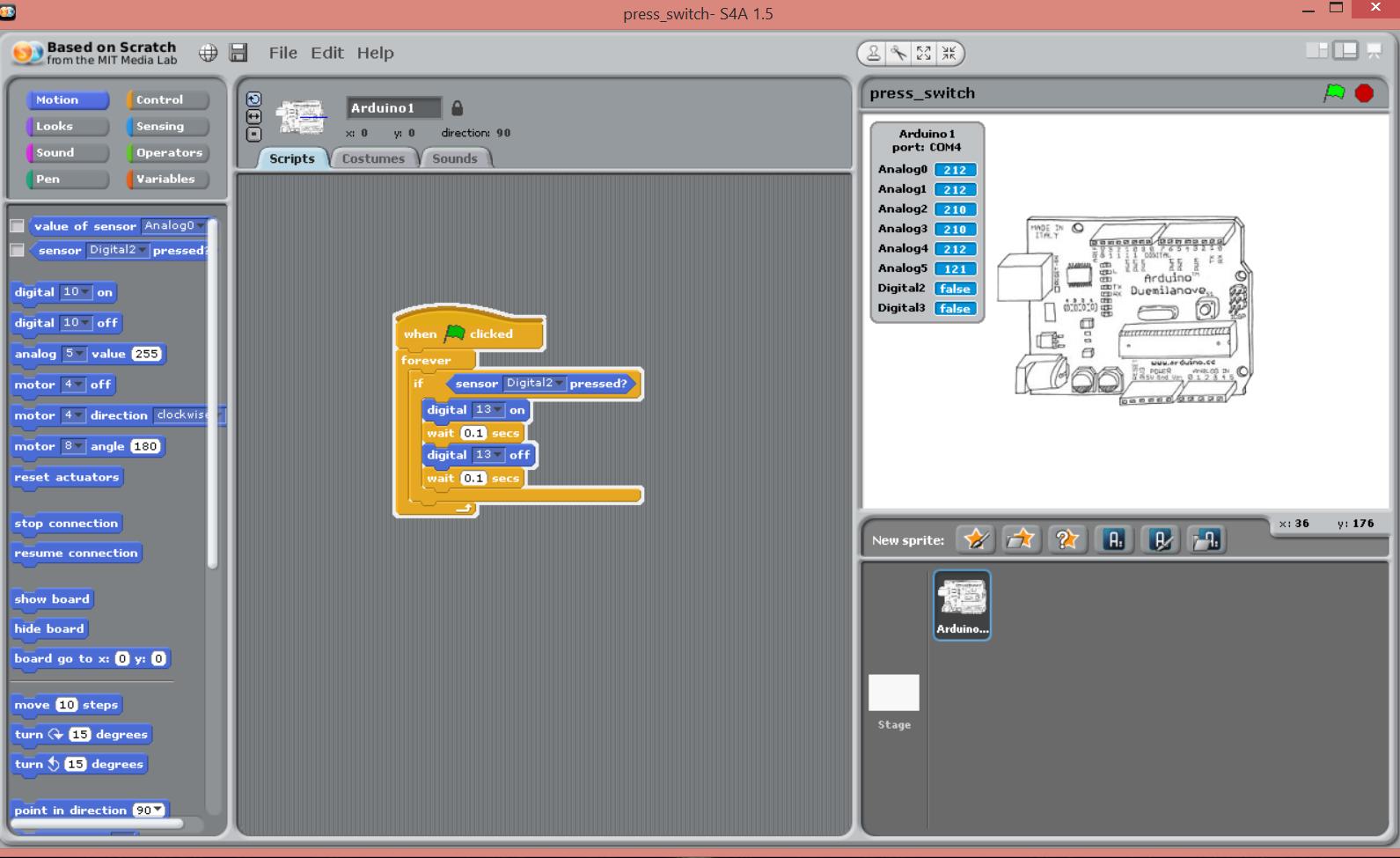 Instrumentino: An open-source modular Python